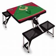 Arizona Diamondbacks Folding Picnic Table