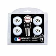 Arizona Diamondbacks Golf Ball Gift Set