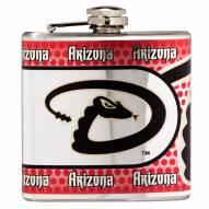 Arizona Diamondbacks Hi-Def Stainless Steel Flask