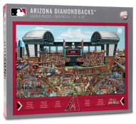 Arizona Diamondbacks Joe Journeyman Puzzle
