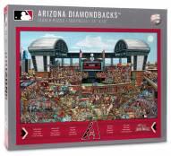 Arizona Diamondbacks Joe Journeyman Puzzle