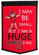 Arizona Diamondbacks Lil Fan Traditions Banner