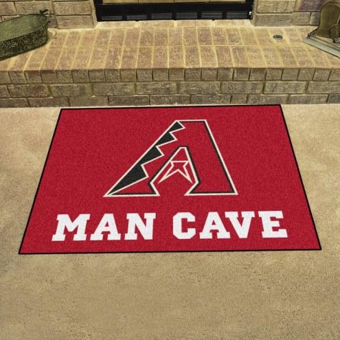 Arizona Diamondbacks Man Cave All-Star Rug