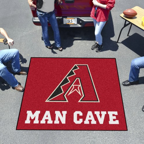 Arizona Diamondbacks Man Cave Tailgate Mat