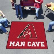 Arizona Diamondbacks Man Cave Tailgate Mat