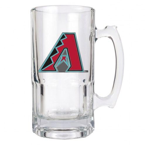 Arizona Diamondbacks MLB 1 Liter Glass Macho Mug