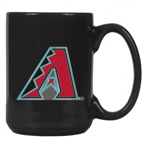 Arizona Diamondbacks MLB 2-Piece Ceramic Coffee Mug Set