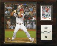 "Arizona Diamondbacks Paul Goldschmidt 12 x 15"" Player Plaque"