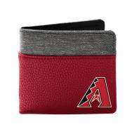 Arizona Diamondbacks Pebble Bi-Fold Wallet