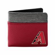 Arizona Diamondbacks Pebble Bi-Fold Wallet