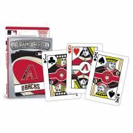 Arizona Diamondbacks Playing Cards