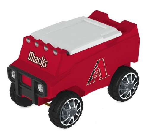 Arizona Diamondbacks Remote Control Rover Cooler