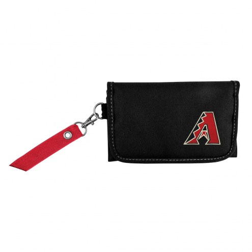 Arizona Diamondbacks Ribbon Organizer Wallet