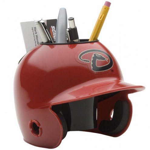 Arizona Diamondbacks Schutt Batting Helmet Desk Caddy
