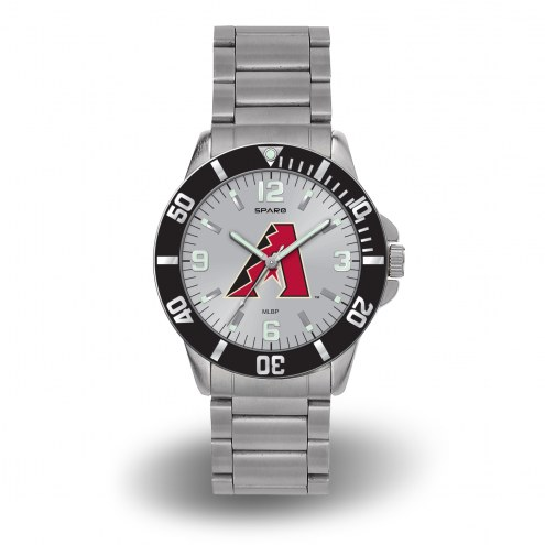 Arizona Diamondbacks Sparo Men's Key Watch
