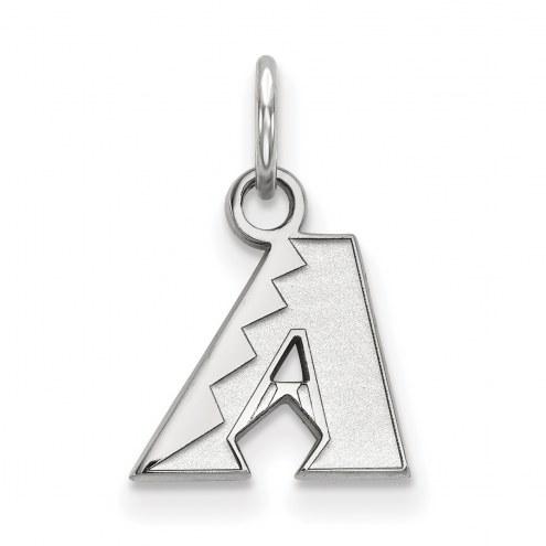 Arizona Diamondbacks Sterling Silver Extra Small Pendant