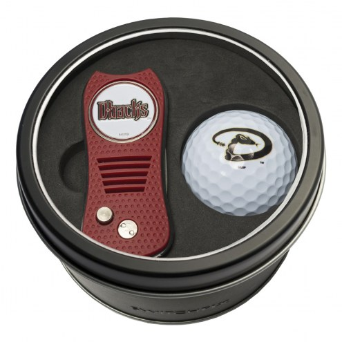 Arizona Diamondbacks Switchfix Golf Divot Tool & Ball