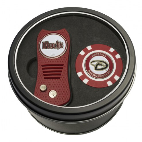 Arizona Diamondbacks Switchfix Golf Divot Tool & Chip