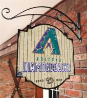 Arizona Diamondbacks Tavern Sign
