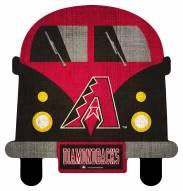Arizona Diamondbacks Team Bus Sign