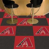 Arizona Diamondbacks Team Carpet Tiles