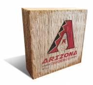 Arizona Diamondbacks Team Logo Block