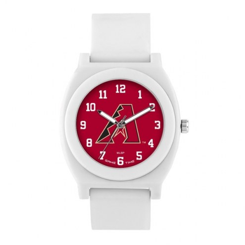 Arizona Diamondbacks Unisex Fan White Watch