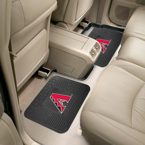 Arizona Diamondbacks Vinyl 2-Piece Rear Floor Mats