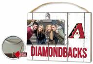 Arizona Diamondbacks Weathered Logo Photo Frame