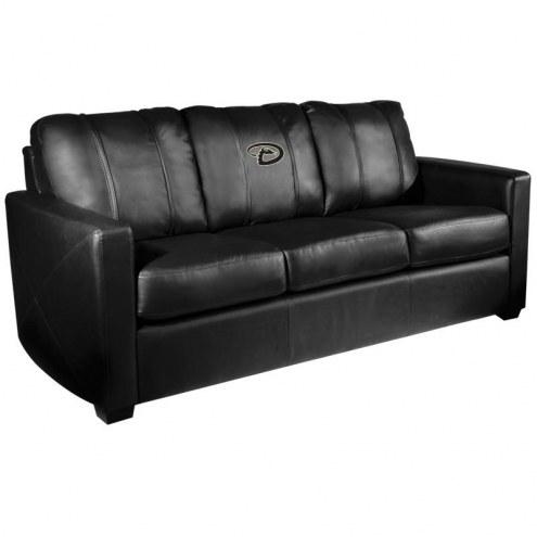 Arizona Diamondbacks XZipit Silver Sofa with Secondary Logo