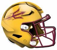 "Arizona State Sun Devils 12"" Helmet Sign"