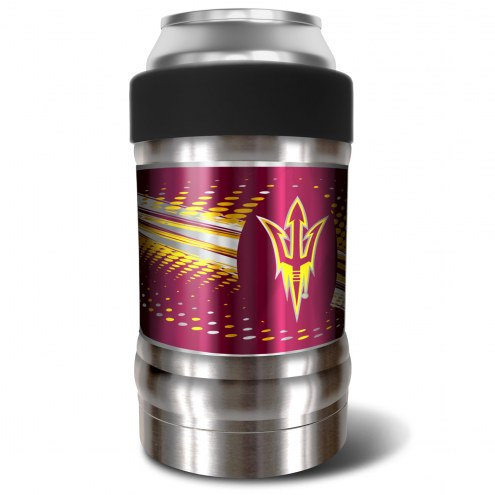 Arizona State Sun Devils 12 oz. Locker Vacuum Insulated Can Holder