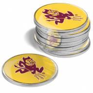 Arizona State Sun Devils 12-Pack Golf Ball Markers