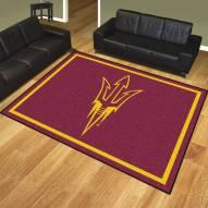 Arizona State Sun Devils 8' x 10' Area Rug