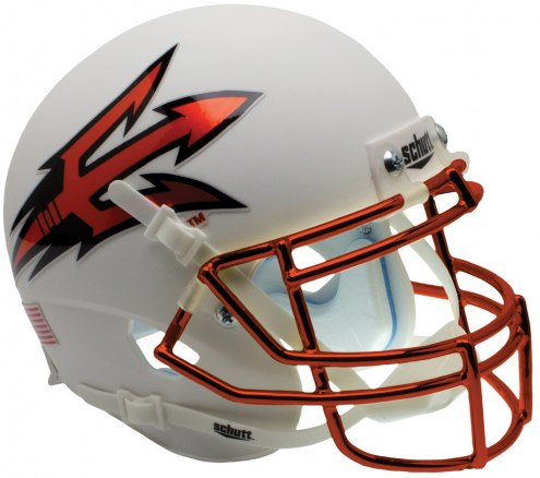 Arizona State Sun Devils Alternate 10 Schutt Mini Football Helmet