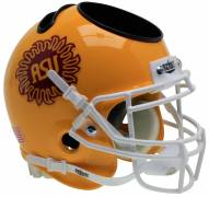 Arizona State Sun Devils Alternate 13 Schutt Football Helmet Desk Caddy