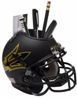 Arizona State Sun Devils Alternate 4 Schutt Football Helmet Desk Caddy
