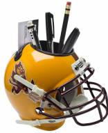 Arizona State Sun Devils Alternate 5 Schutt Football Helmet Desk Caddy