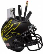 Arizona State Sun Devils Alternate 6 Schutt Football Helmet Desk Caddy