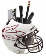Arizona State Sun Devils Alternate 8 Schutt Football Helmet Desk Caddy
