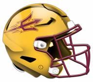 Arizona State Sun Devils Authentic Helmet Cutout Sign