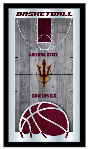 Arizona State Sun Devils Basketball Mirror