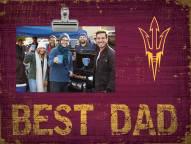 Arizona State Sun Devils Best Dad Clip Frame