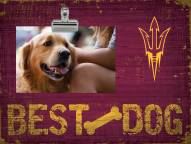 Arizona State Sun Devils Best Dog Clip Frame