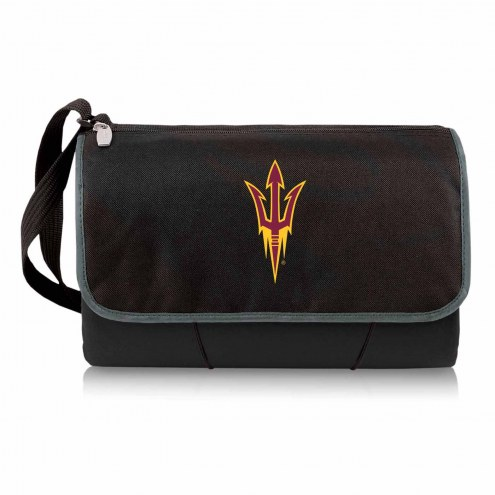 Arizona State Sun Devils Black Blanket Tote