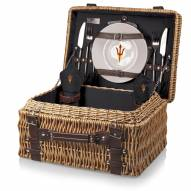 Arizona State Sun Devils Black Champion Picnic Basket