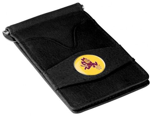 Arizona State Sun Devils Black Player's Wallet