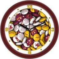 Arizona State Sun Devils Candy Wall Clock