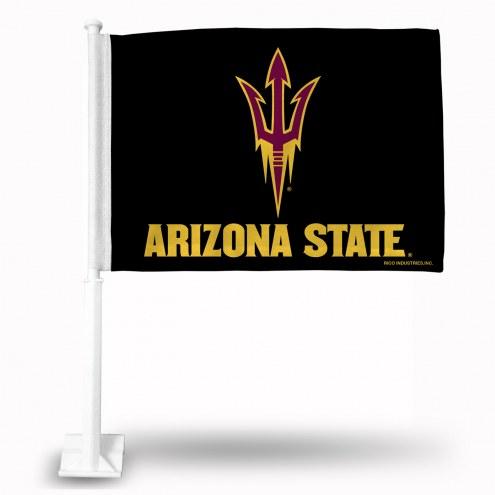 Arizona State Sun Devils Car Flag