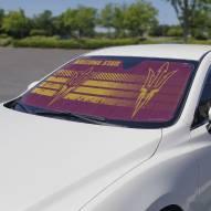 Arizona State Sun Devils Car Sun Shade